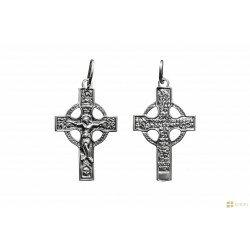 Крестик серебряный арт. 3005