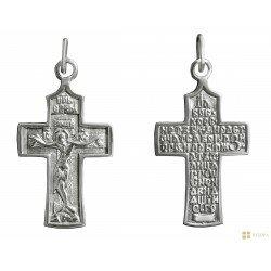 Серебряный крестик арт. 3007
