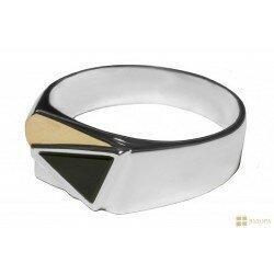 Мужское серебряное кольцо арт. 1011