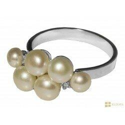 Серебряное кольцо арт. 185