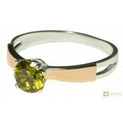 Серебряное кольцо арт. 159
