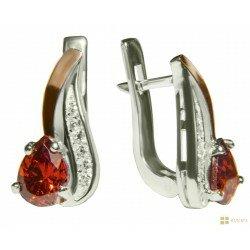 Серебряные серьги арт. 156