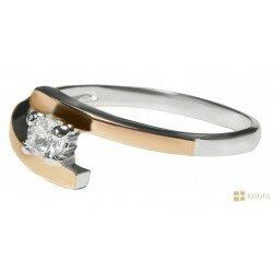 Серебряное кольцо арт. 160
