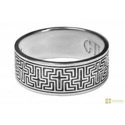 кольцо мужское арт 2002