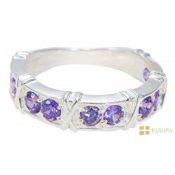 Серебряное кольцо арт. 214