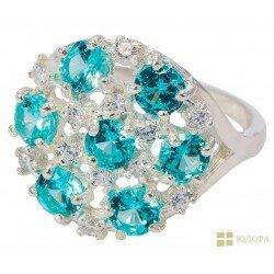 Серебряное кольцо арт. 206