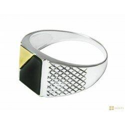 кольцо мужское арт 1009