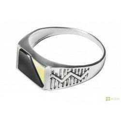 кольцо мужское арт 1010