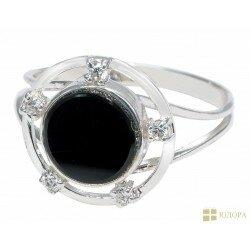 Серебряное кольцо арт. 216