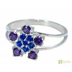 Серебряное кольцо арт. 217