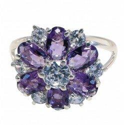 Серебряное кольцо арт. 226