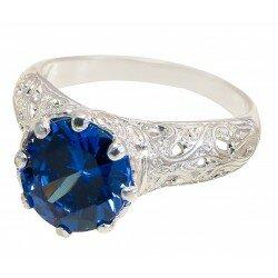 Серебряное кольцо арт. 223