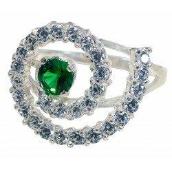Серебряное кольцо арт. 224