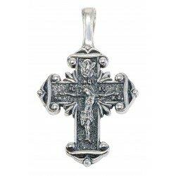 Серебряный крестик арт. 3025