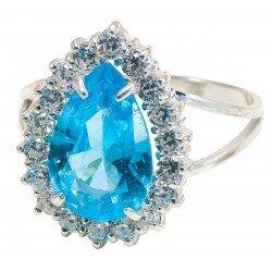 Серебряное кольцо арт .225